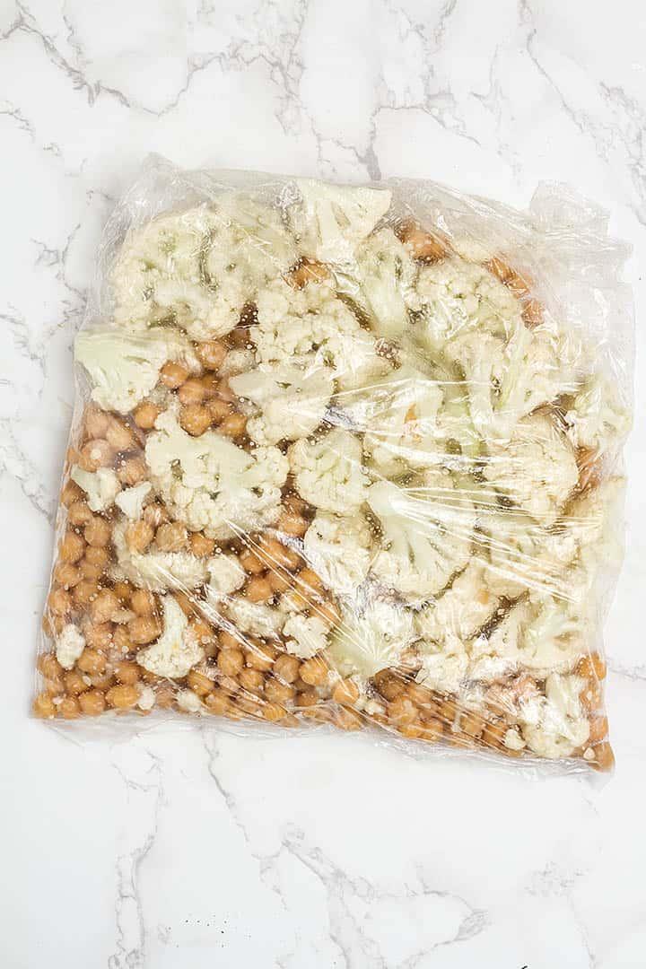 quinoa pilaf step 1