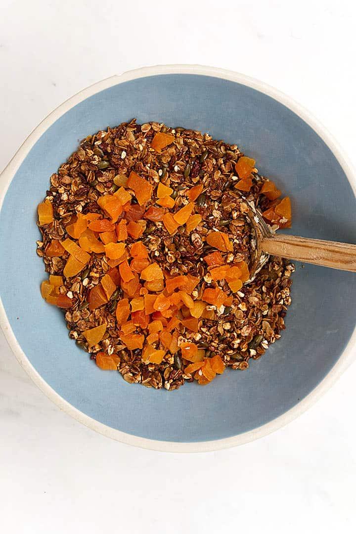 homemade granola recipee