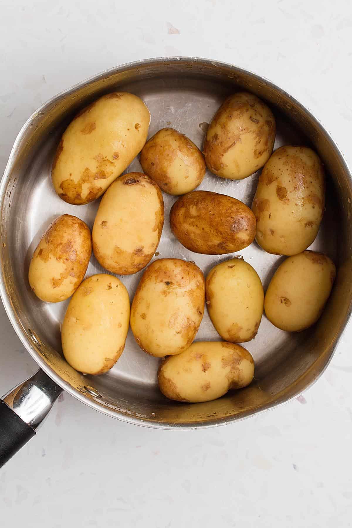 pan fried breakfast potatoes